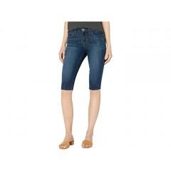 Skinnygirl Mid-Rise The Skimmer Shorts in Regent