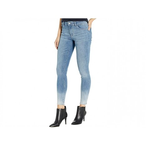 DL1961 Florence Ankle Mid-Rise Instasculpt Skinny in Malta