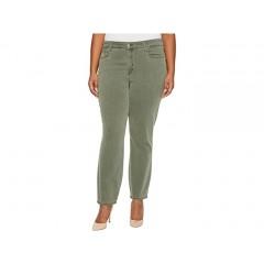 NYDJ Plus Size Plus Size Alina Legging Jeans in Fatigue