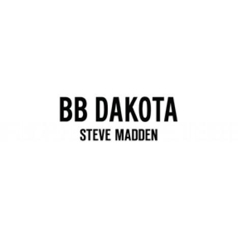 BB Dakota x Steve Madden Fast Break French Terry Color-Block Zip-Up Hoodie