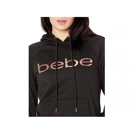 Bebe Sport Logo Hoodie