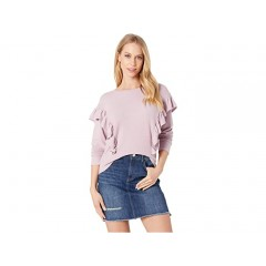 Cupcakes and Cashmere Primrose Ruffle Knit Top