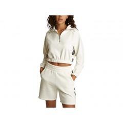 Juicy Couture 1 2 Zip Raglan Sweatshirt