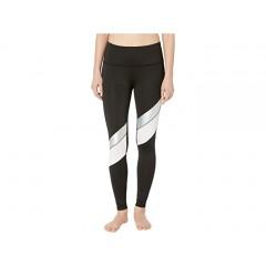Bebe Sport Asymmetrical Leggings