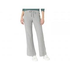 Chaser Cozy Knit Rib Paneled Lounge Pants