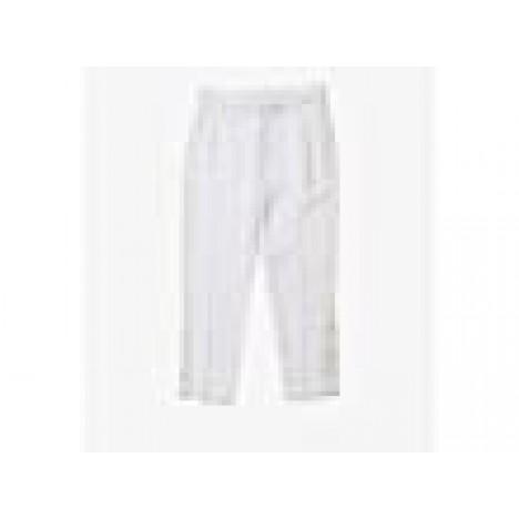 Derek Lam 10 Crosby Tapered Pants w Satin Tuxedo Stripe