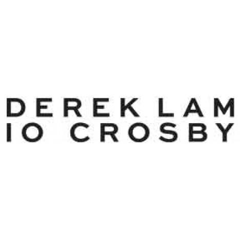 Derek Lam 10 Crosby Long Sleeve Godet Insert Dress