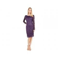 MARINA Stretch Lace Dress
