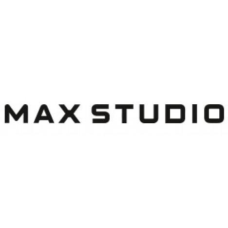 MAXSTUDIO Printed GGT Trapeze Dress