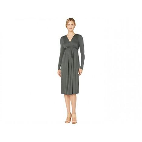 Rachel Pally Jersey Long Sleeve Mid-Length Caftan