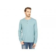 Threads 4 Thought Tyrone Flecked Long Sleeve Henley