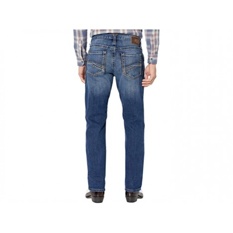 Ariat M4 Low Rise Stackable Straight Leg Jeans in Summit