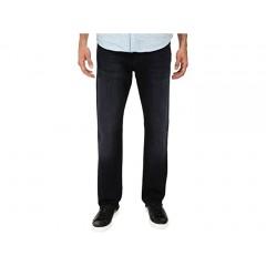 Mavi Jeans Matt Mid-Rise Straight in Ink Williamsburg