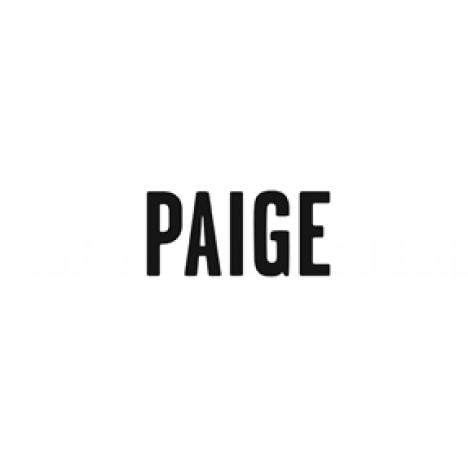 Paige Federal Slim Straight Leg in Colin