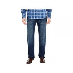 Rock and Roll Cowboy Reflex Vintage 46 Double Barrel Relax Fit Straight in Dark Wash M0S6203