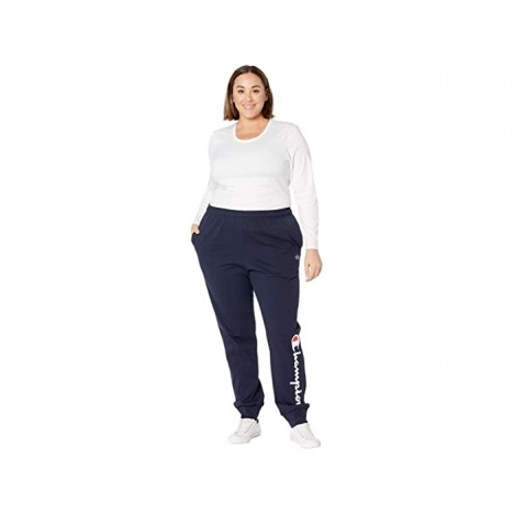 Champion Classic Jersey Jogger Pants - Graphic