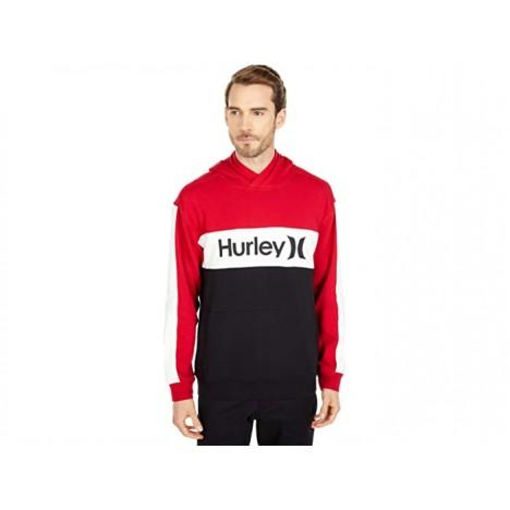 Hurley Blocked Pullover Fleece