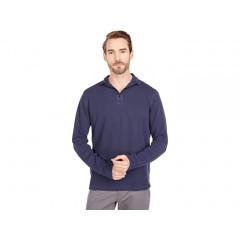 Lucky Brand French Rib 1 2 Zip Mock Sweatshirt