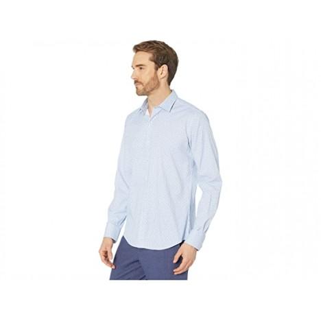 BUGATCHI Performance Gioffre Shaped Fit Shirt