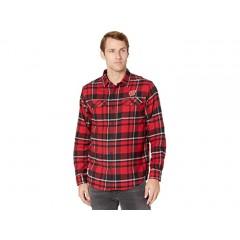 Columbia College Wisconsin Badgers Flare Gun™ Flannel Long Sleeve Shirt