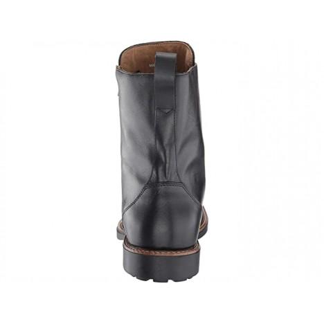 Massimo Matteo Side Zip Boot