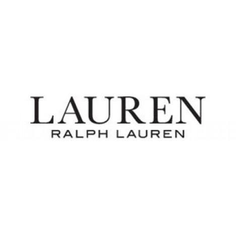 LAUREN Ralph Lauren Cotton Elbow Sleeve Top