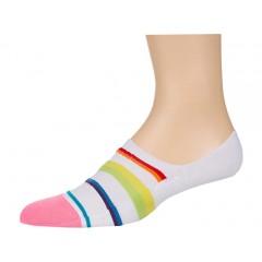 Stance Glitch Rainbow No Show Socks