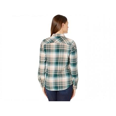 ExOfficio BugsAway® Redding Midweight Flannel Long Sleeve Shirt