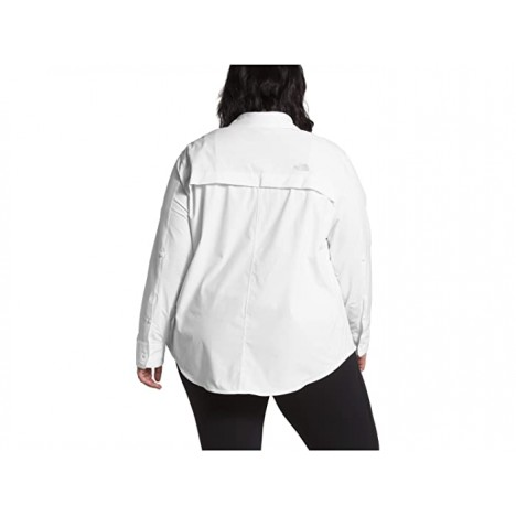 The North Face Plus Size Outdoor Trail Long Sleeve Shirt